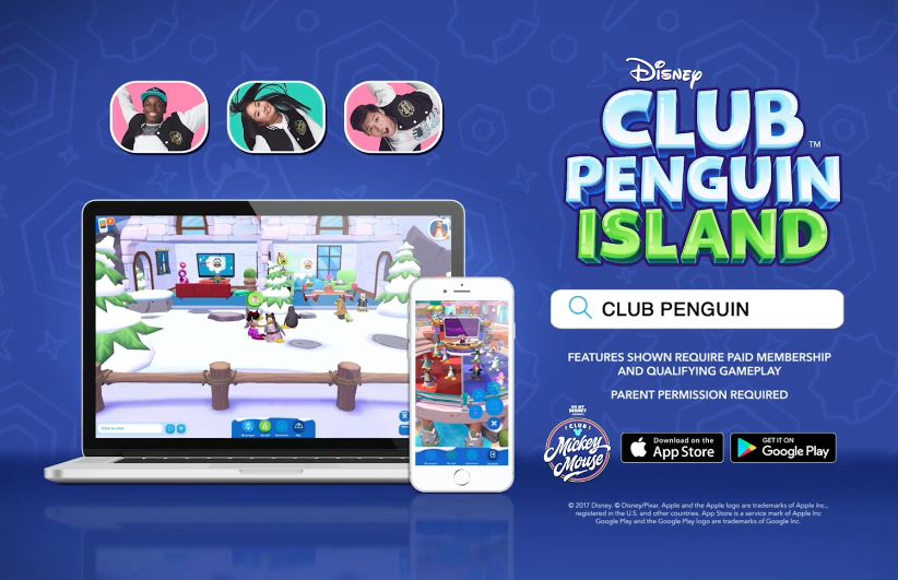 Disney | Club Penguin Island