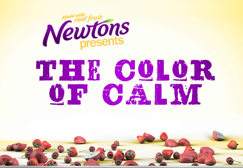 Newtons Cookies | Color of Calm